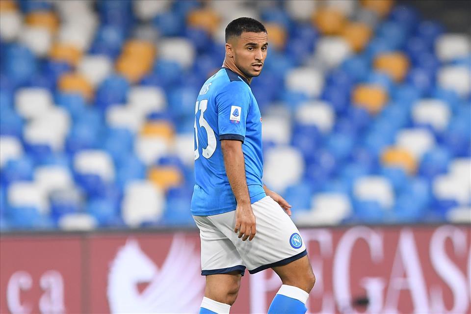 Ounas Napoli Juventus
