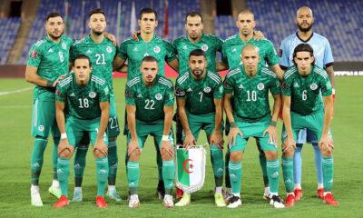 Burkina Faso 1-1 Algérie