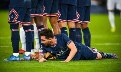 Messi Mahrez