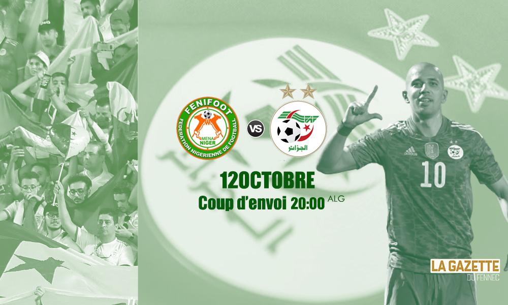 Poster algerie niger
