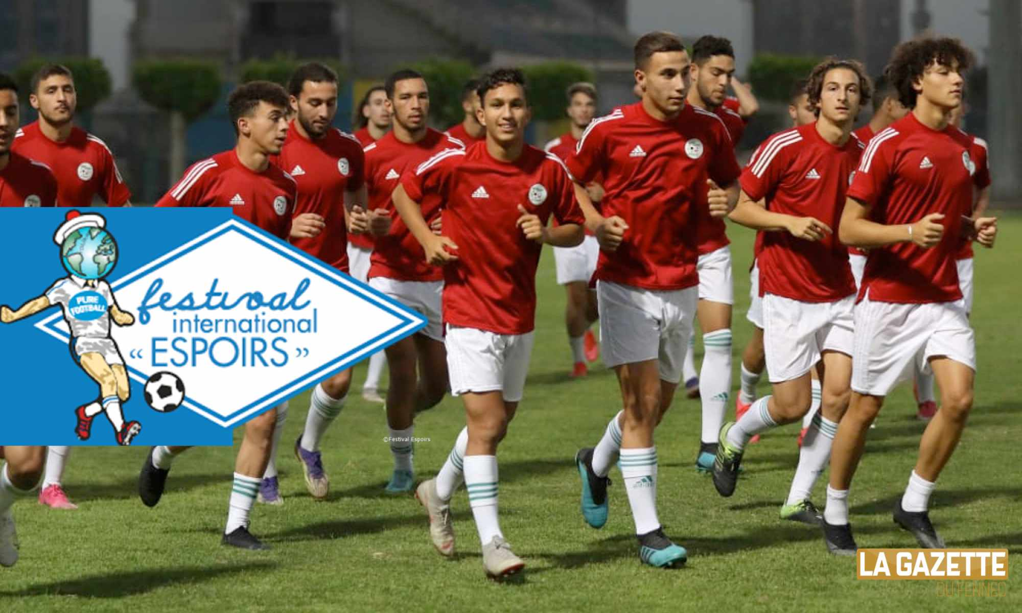 U20 tournoi de toulon algerie festival international