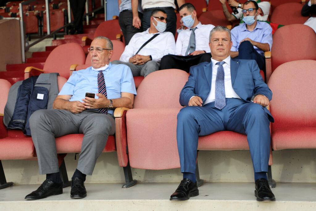 amara president faf burkina 1 1 marrakech septembre 2021
