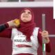 asmahane boudjadar paralympics or record