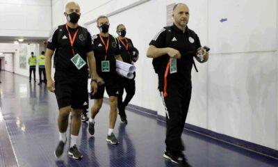 belmadi staff tunnel marrakech bouras