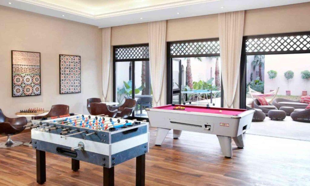 marrakech hotel four seasons maroc detente