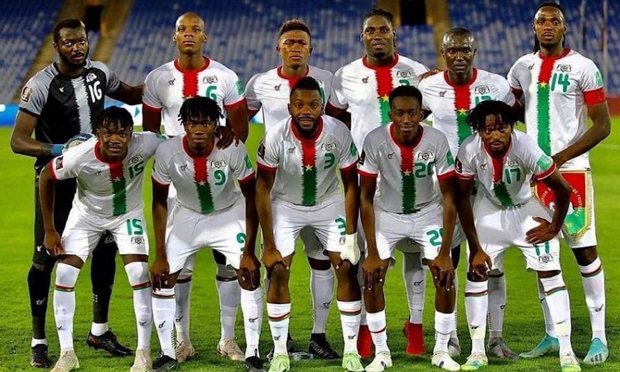 Burkina Faso Djibouti