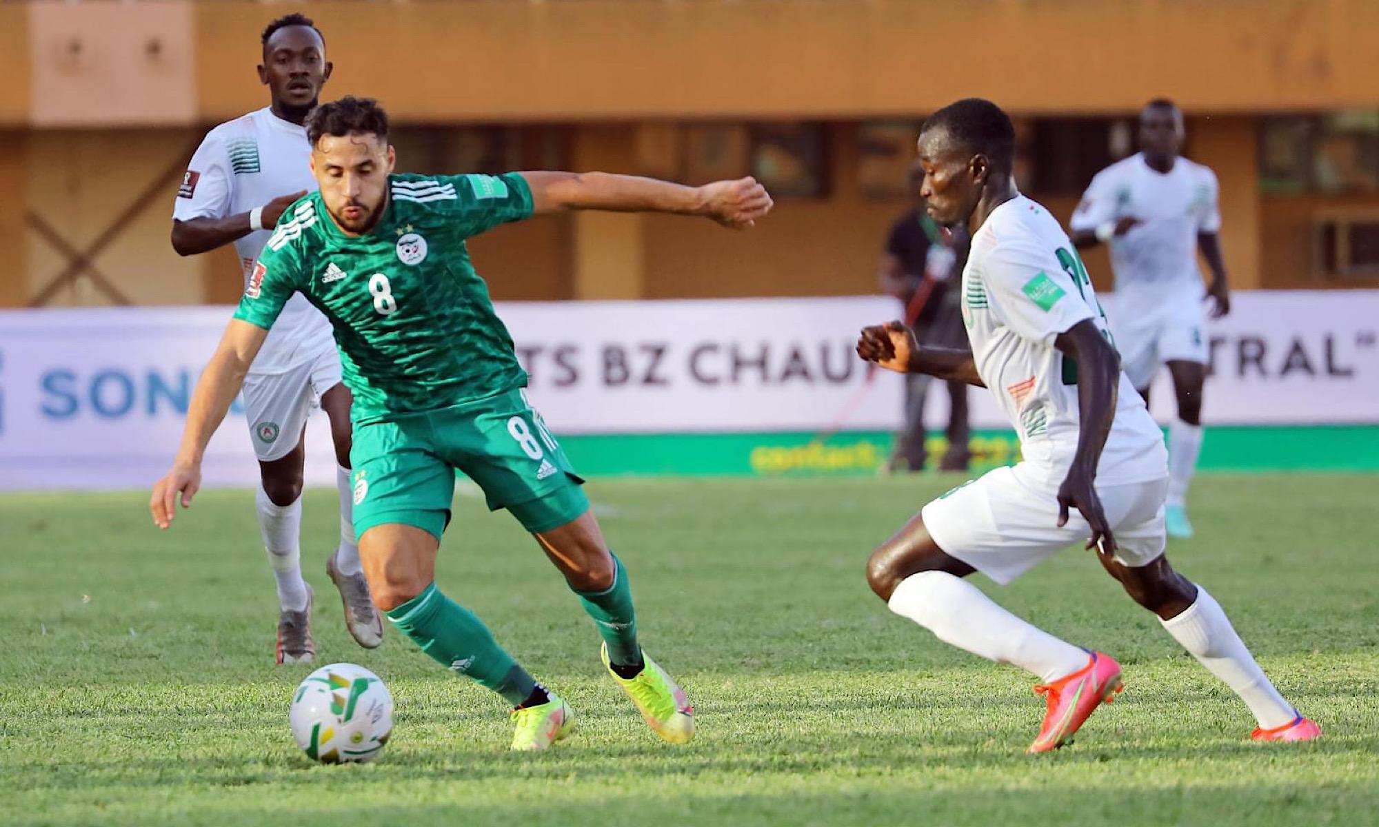 Belaïli vs Niger