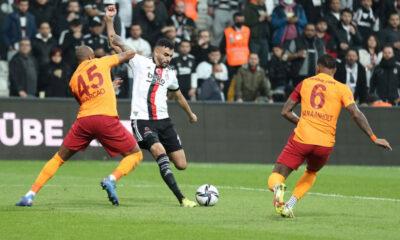 Rachid Ghezzal vs Galatasaray