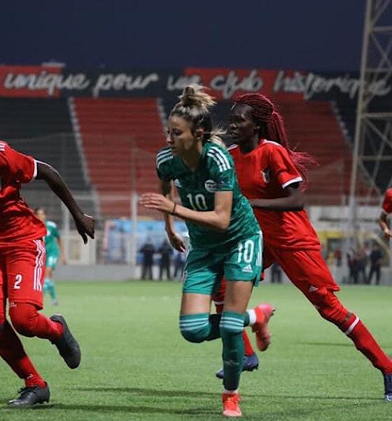 algérie 14-0 soudan