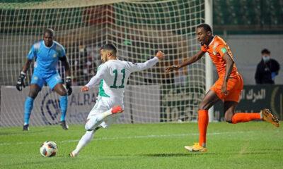 Saïd Benrahma vs Niger