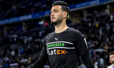 Ramy Bensebaïni entrée