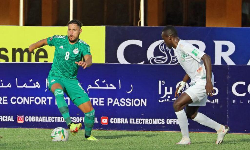 Youcef Belaïli vs Niger