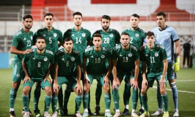 Algérie A' Bénin A'