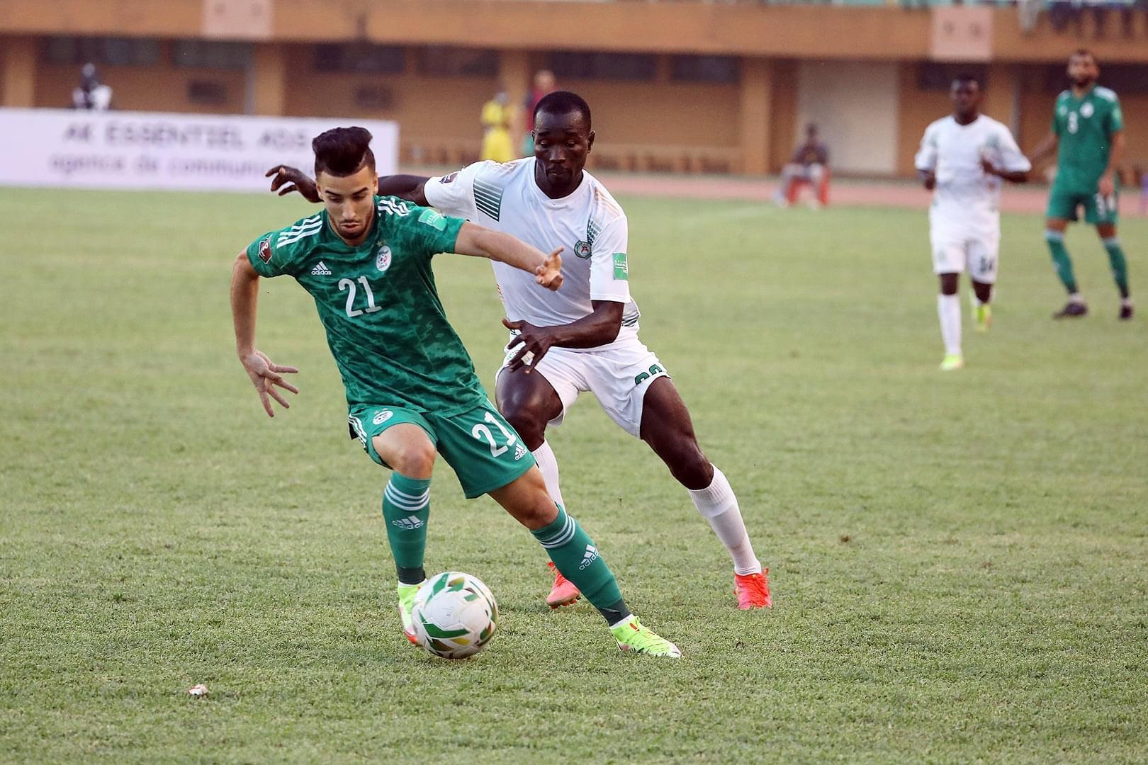Amoura Niger Algérie