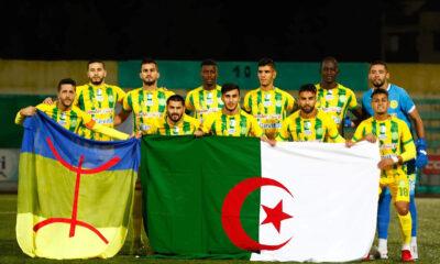 JS Kabylie FAR Rabat