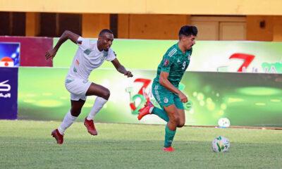 Bounedjah duel Niger Algérie