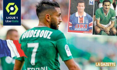 boudebouz ferhaoui mekhloufi ligue 1 legende