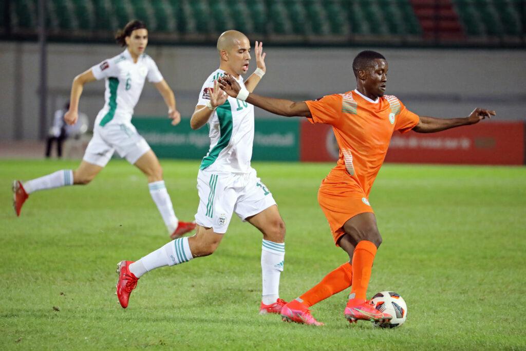 feghouli contre un joueur zerrouki niger 6 a 1 octobre 2021 tchake
