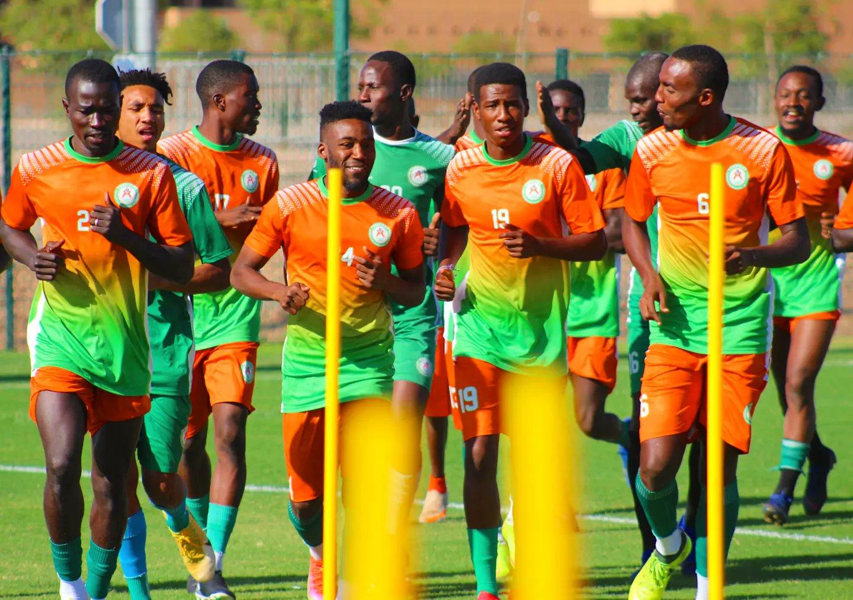 niger mena entrainement orange